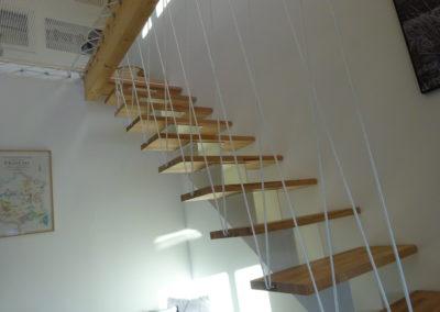 Gardes corps escaliers